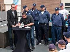 Verdere samenwerking Zeekadetkorps Urk en Friese Poort