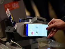 La limite pour les paiements sans contact revue à la hausse