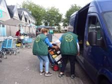Ruim tienduizend kilo voedsel ingezameld door Bunschoters voor mensen in Moldavië