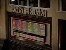 Amsterdamse aandelenbeurs veert op na koersdreun