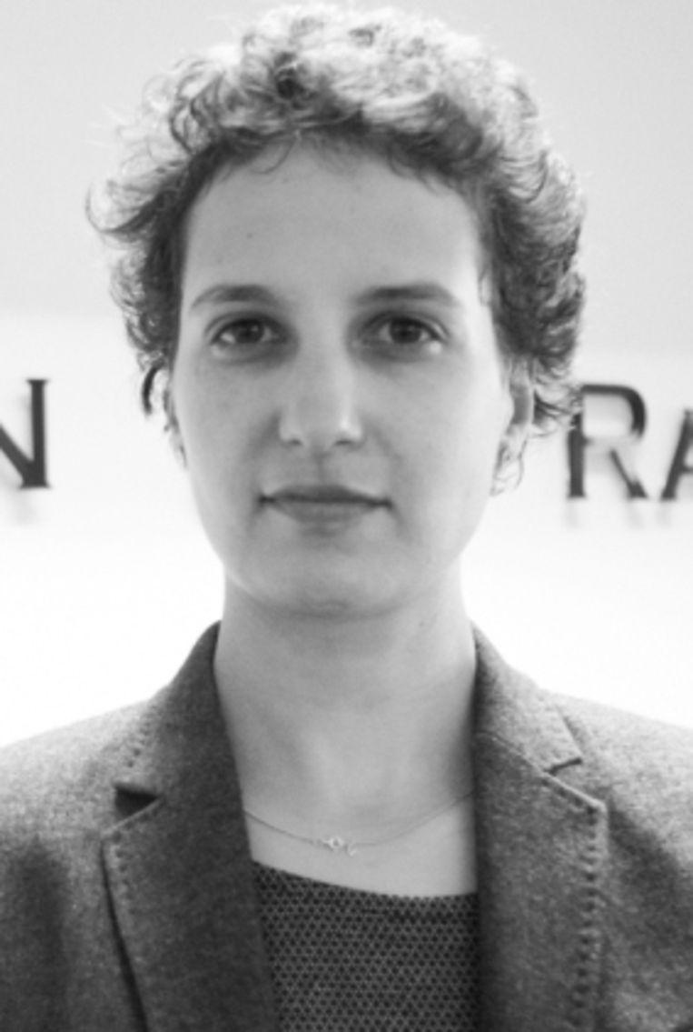 Liëll van Hezik. advocaat, verbonden aan Eisenmann en Ravestijn Advocaten. Beeld -