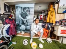 Ricardo Moniz helpt in Duitsland 'Das Ungeheuer', oftewel Horst Hrubesch: 'Talent moet ook werktalent zijn'