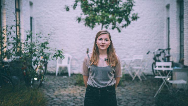 Fien Deman: 'Ivy Falls is de meest eerlijke versie van mezelf' Beeld De Morgen
