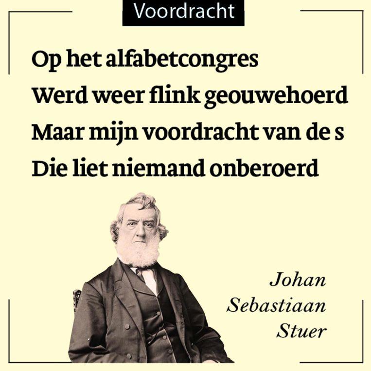 Voordracht Beeld Johan Sebastiaan Stuer