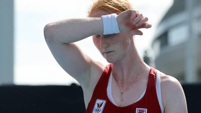 Van Uytvanck éliminée au 1er tour à Tenerife