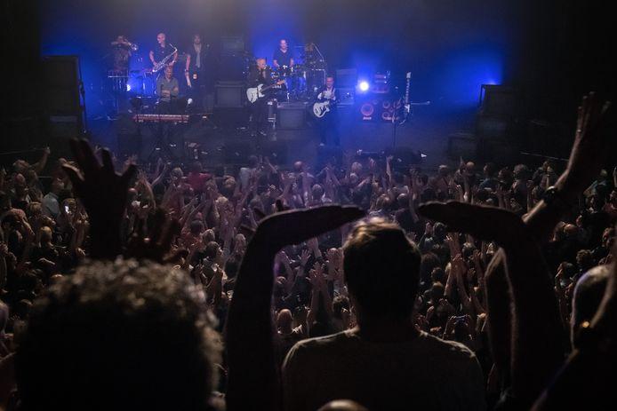 Optredens zoals die van Doe Maar in de Nijmeegse poptempel Doornroosje zijn tot 31 maart verboden als er meer dan 100 man op afkomen.