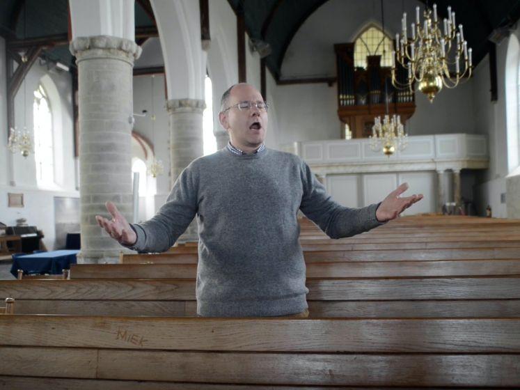Open Podium: Martijn Hop zingt graag alleen, maar nog liever samen