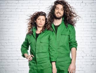 """Harry (26) en Jerina (29) strijden voor droomwoning op Volksplein, in nieuw VTM-programma: """"Een echte thuis voor onze kindjes maken"""""""