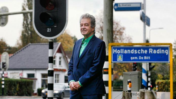 Wethouder Ebbe Rost van Tonningen.