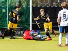 Den Bosch op drempel van play-offs na ruime zege op Tilburg