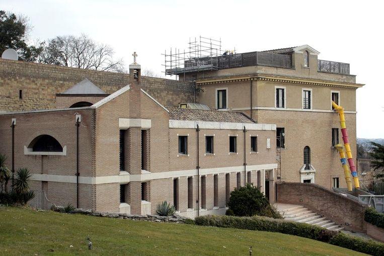 Het nonnenklooster Mater Ecclesiae Beeld epa