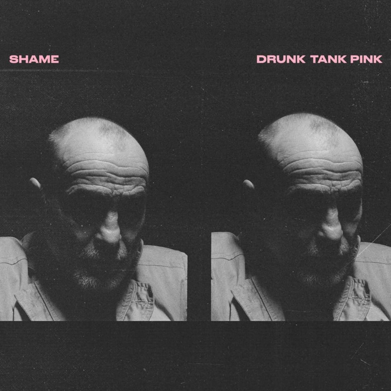 SHAME Drunk Tank Pink Beeld Humo