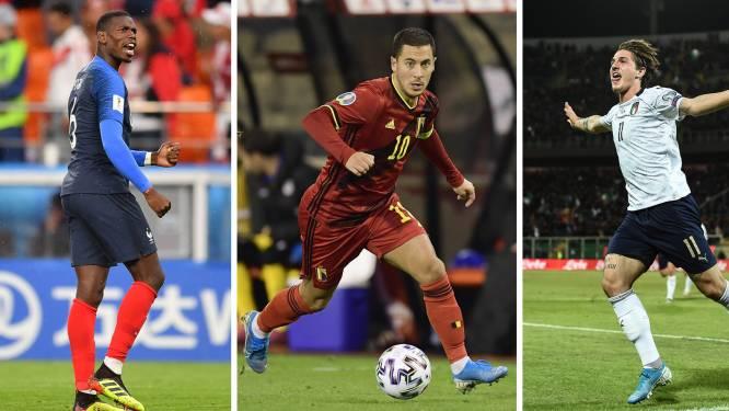 'Elk nadeel heb zijn voordeel': voor deze topspelers zou EK-uitstel goed uitkomen