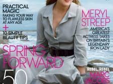 Meryl Streep is Vogue's 'oudste covergirl' ooit