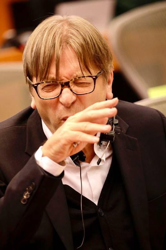 Brexit-chef Guy Verhofstadt.