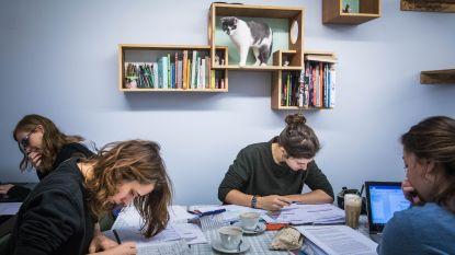 Wat zijn de leukste plekken om te studeren in Gent?