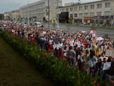 Tegenstanders Loekasjenko roepen op tot nieuwe protesten
