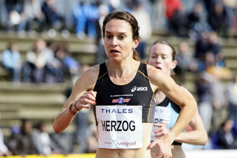 Adriënne Herzog. Beeld anp