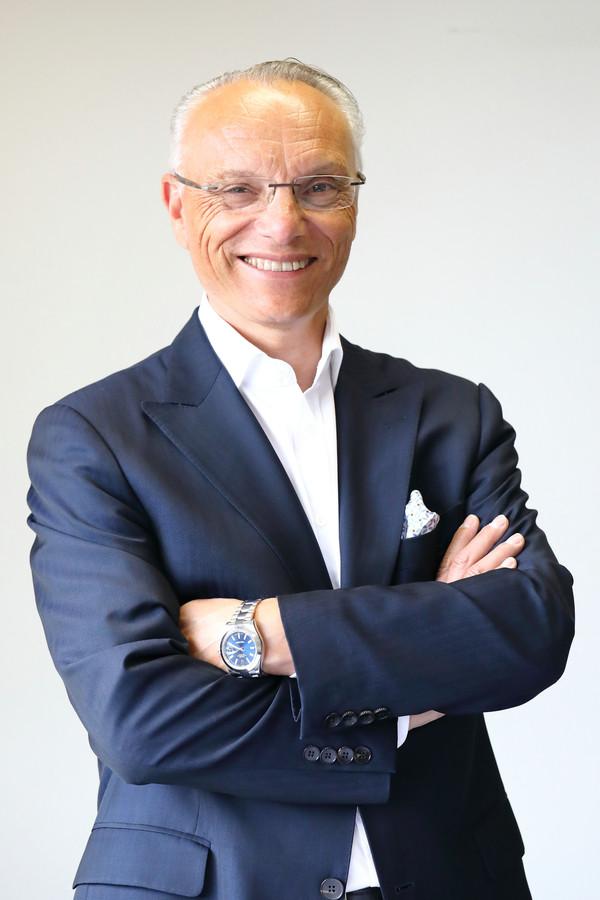 DPD bouwt hub in Vilvoorde - CEO Silvio Mestdagh
