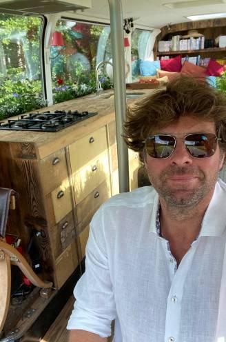 """Wim Lybaert neemt afscheid van 'De Columbus': """"Jeroen Meus is een véél betere vriend geworden"""""""