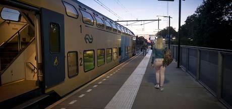 Geen treinen tussen Arnhem en Ede-Wageningen door aanrijding