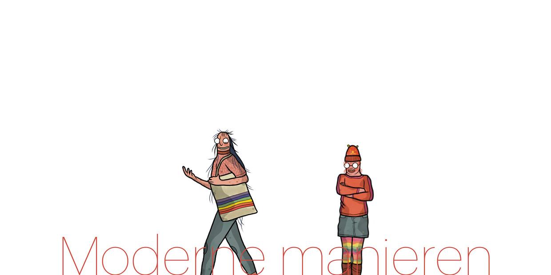 SITE artikel beeld moderne manieren beatrijs ritsema Beeld illustraties Ilse van Kraaij