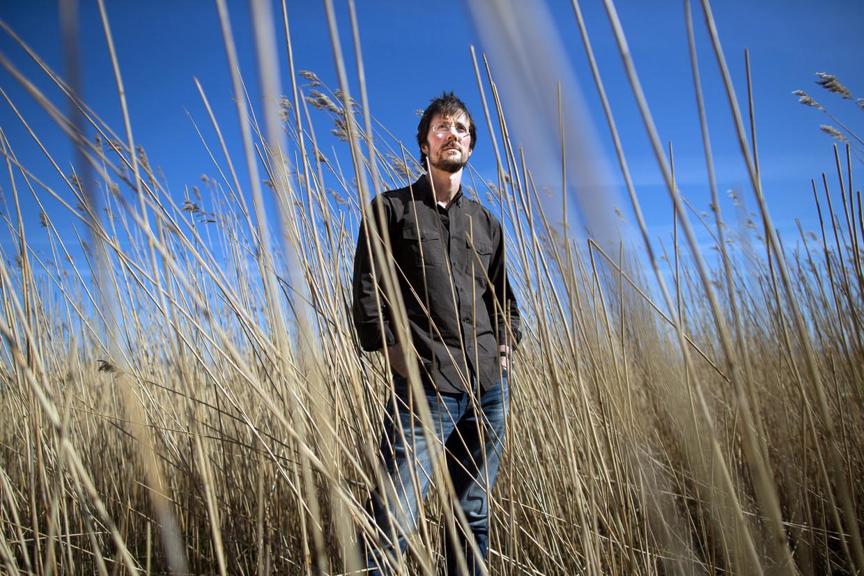 De Britse Schrijver Paul Kingsnorth raakte eind jaren negentig teleurgesteld in de milieubeweging. Beeld Hollandse Hoogte