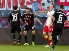 Bayern zet megastap richting negende Duitse landstitel op rij na zege op Leipzig