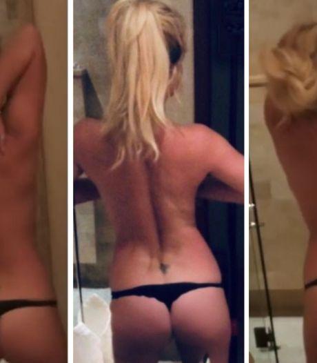 """""""Voici mon cul!"""": Britney Spears se lâche (à nouveau) sur Instagram"""