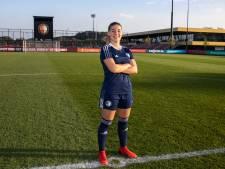 Lynn (17) heeft maar één doel voor ogen: een succesvolle voetbalcarrière