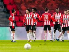 PSV vaster op plek twee na zege op FC Twente, hoofdrol voor Malen