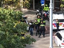 Politie rukt uit voor aanhouding van twee inbrekers Rivierenbuurt