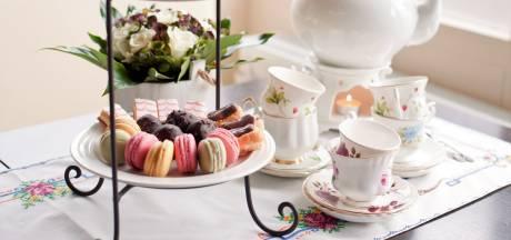 De 5 lekkerste high-teahapjes voor Moederdag