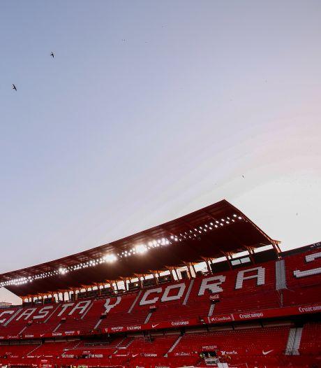 LIVE   Sevilla met Luuk de Jong tegen laagvlieger Eibar