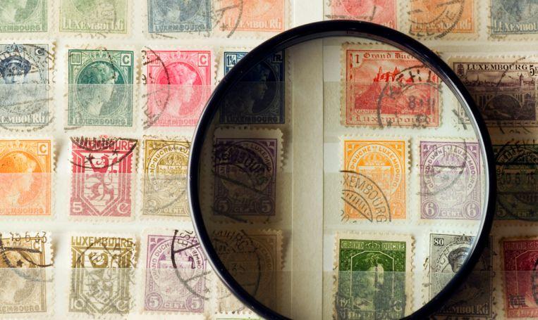 Postzegel van 25 cent is ineens meer dan € 100.000 waard