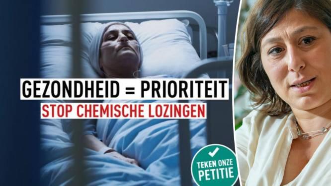 """Groen adverteert opvallend assertief over PFOS-dossier: """"Sommige beelden verwacht je eerder bij Pvda of Vlaams Belang"""""""