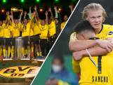 Haaland en Sancho leiden Dortmund naar winst DFB-Pokal