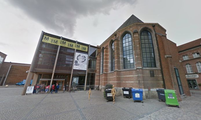 Het Cultureel Centrum in Mechelen