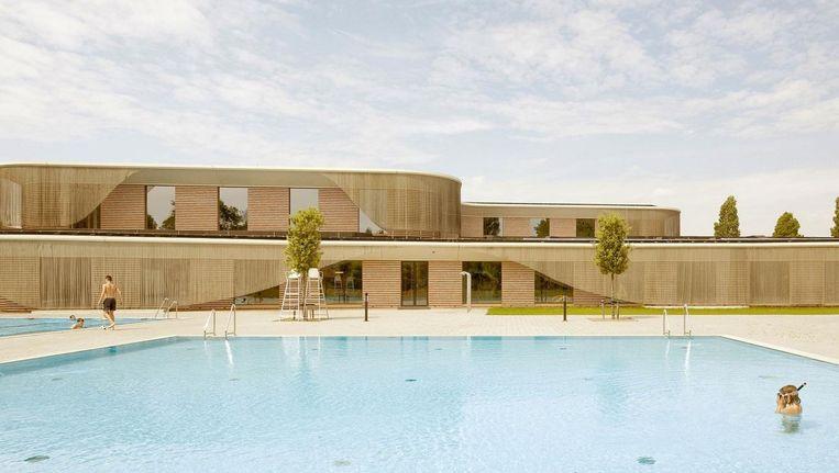Het Noorderparkbad Beeld Architekten Cie