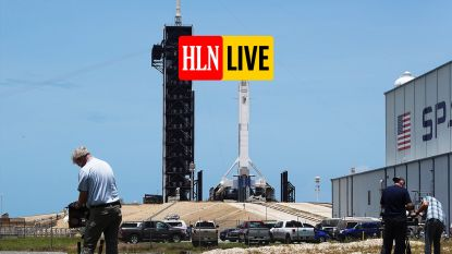 LIVE. Nieuwe poging voor historische lancering van Amerikaanse raket, volg hier alle ontwikkelingen
