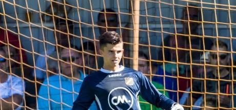 NAC stoomt jonge Poolse goalie klaar: 'De tijd zal uitwijzen wat mijn rol wordt'