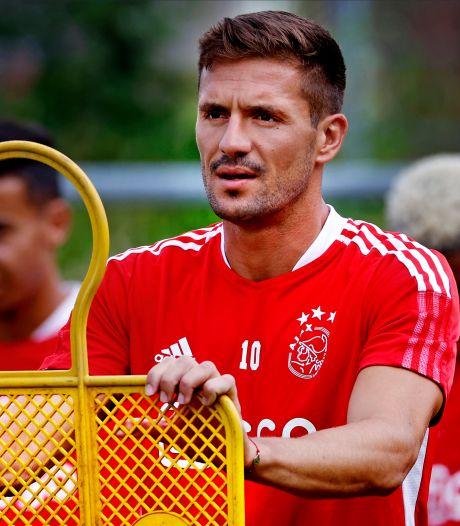 'Trainer' Tadic nog altijd verliefd: 'Ajax is top 10 van Europa, alles is speciaal aan de club'