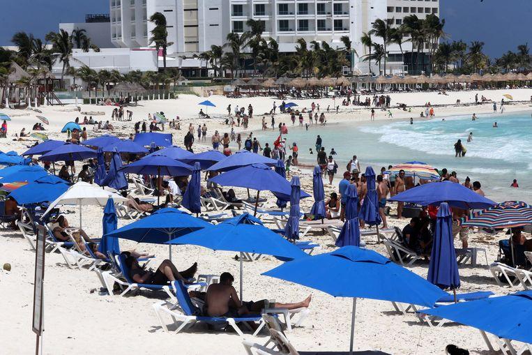 Cancun. Beeld EPA