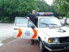Baarnaar tikt politie-Volvo uit Flodder op de kop