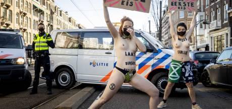 Extinction Rebellion gaat vrijdag actievoeren op rotonde Amstelveenseweg