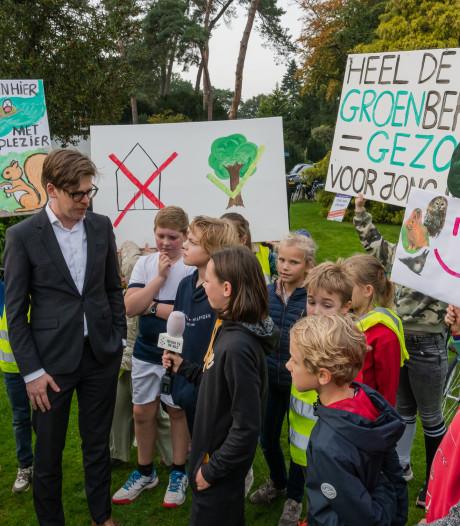 Demonstratie tegen Biltse bouwplannen afgeblazen, maar bewoners brengen vijf eisen in