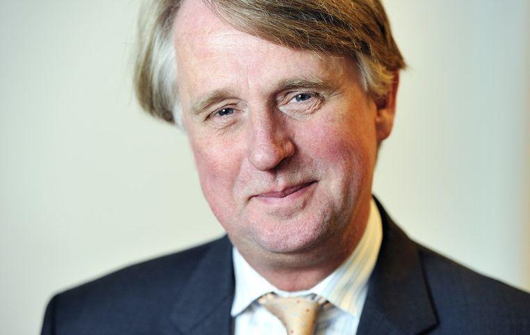Van 2011 tot eind 2015 was Dick Benschop president-directeur van Shell Nederland.  Beeld anp