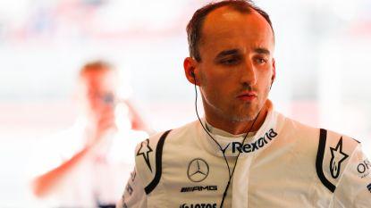 """""""Robert Kubica gaat in op aanbod Williams voor F1-racezitje"""""""
