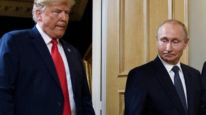 """Poetin vond top met Trump een succes: """"Op de goede weg"""""""