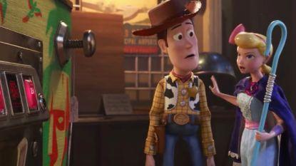 TRAILER. Nieuwe personages én een oude bekende in 'Toy Story 4'